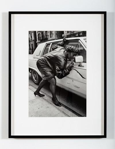 Martine Barrat, 'Love on her way to the Rhythm Club (Harlem)', 1993