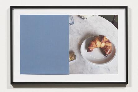 Nicole Wermers, 'Croissants & Architecture #19', 2016
