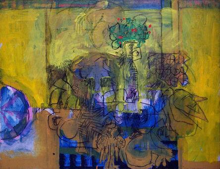 Joseph Stefanelli, 'Yellow Concern', 1999