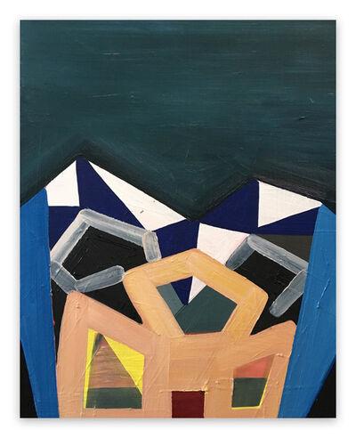 Ashlynn Browning, 'Storms (Abstract painting)', 2018