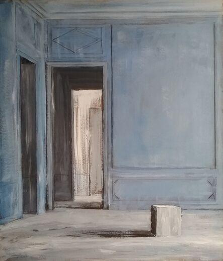 Pierre Bergian, 'White Cube', 2018