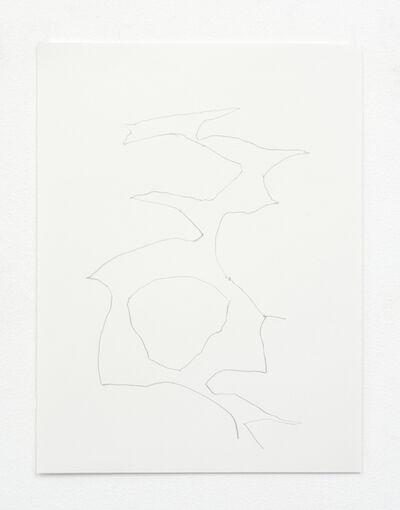 Matt Siegle, 'Drawing #2', 2018