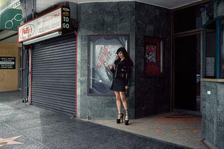 Lise Sarfati, 'Dana, 6323 Hollywood Blvd. From the series On Hollywood', 2010