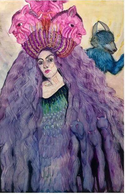 Bahar Sabzevari, 'Wash Your Hair Carefully', 2020