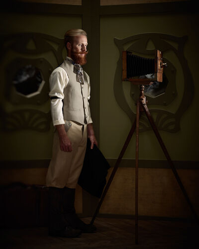 Christian Tagliavini, 'Le Photographe', 2014