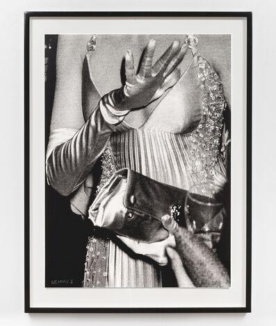 John Baldessari, 'Hands & Feet: Hands & Purse', 2017