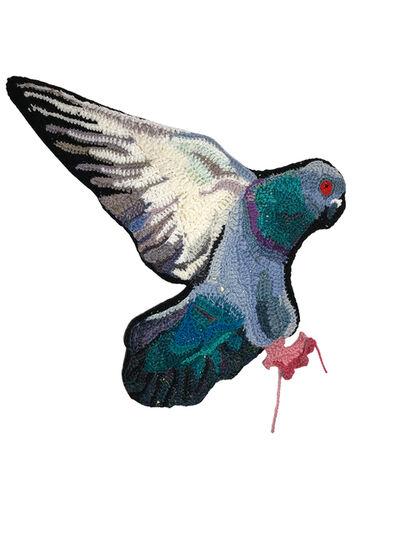 Katika, 'Flying Pigeon', 2020
