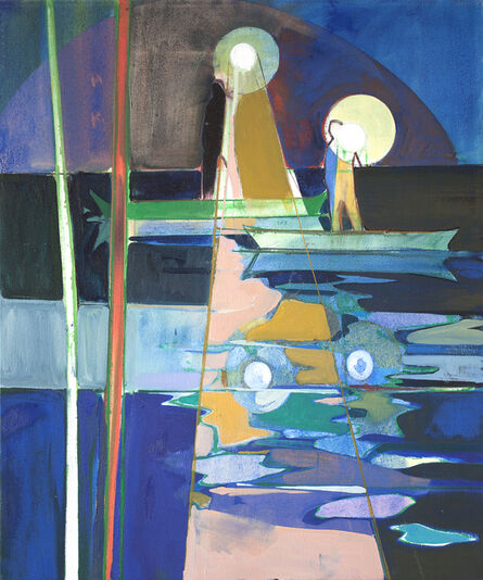 Charlotte Evans, 'Spotlight Reflect', 2017