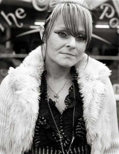 Sheila Rock, 'Eyeliner'