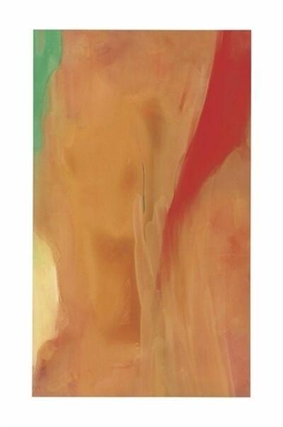 Helen Frankenthaler, 'The Road to Messina'
