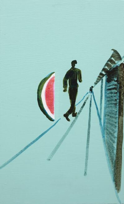 John Kørner, 'Frightened', 2020