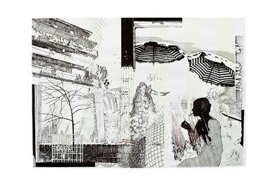 Kerstin Kartscher, 'the flow of visitors and temperature', 2011