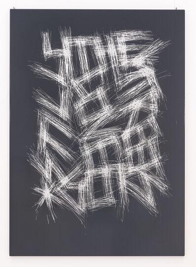 Thierry Furger, 'Sgraffito 03', 2017