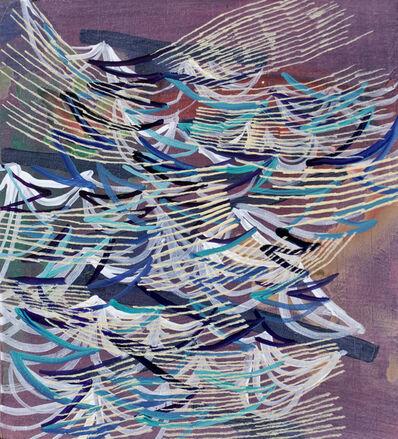 Alyse Rosner, 'Iteration Purple', 2017
