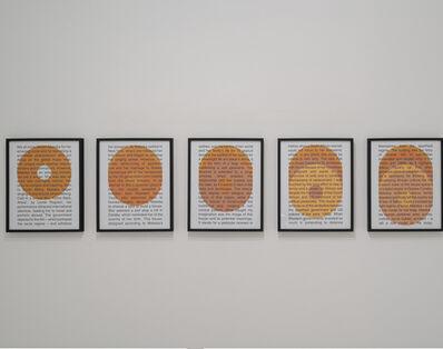 Ângela Ferreira, 'Dalaba: Sol d'Exil 5 Posters', 2019