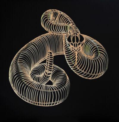 Max Gärtner, 'Golden Snake', 2016