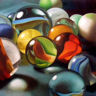 Margaret Morrison, 'Marbles', 2010