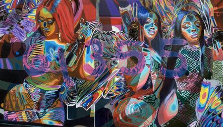 Caitlin Cherry, 'Domain Vague (Art McGee)', 2020