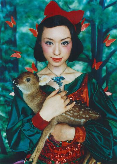 Mika Ninagawa, 'on air', 2004