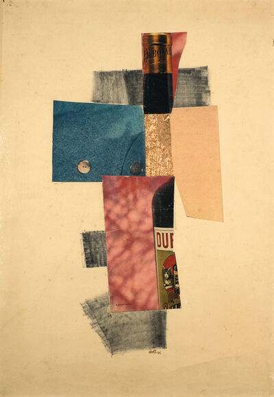 V. S. Gaitonde, 'Untitled', 1956