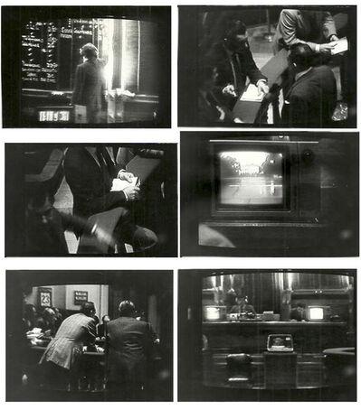 Lotty Rosenfeld, 'Bolsa de Santiago ', 1982