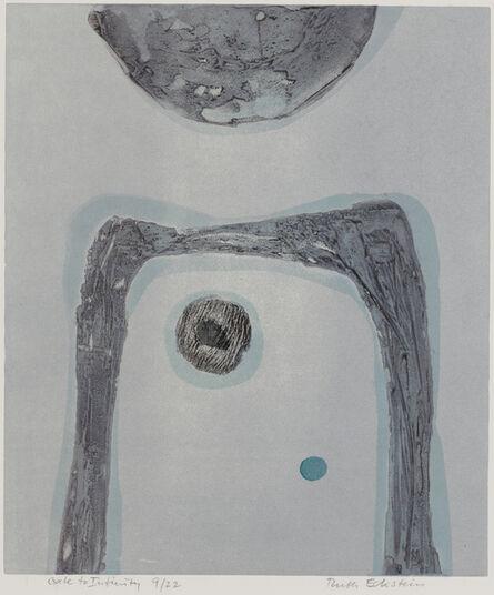 Ruth Eckstein, 'Gate to Infinity', 1971