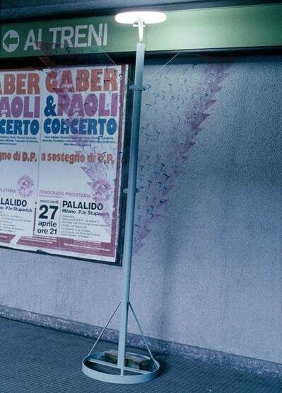 Ugo La Pietra, 'Arcangeli metropolitani', 1979