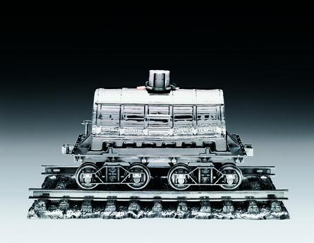 Jeff Koons, 'Jim Beam - Barrel Car', 1986