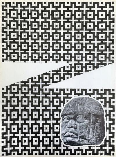 Matthew Craven, 'Zig/zag', 2015