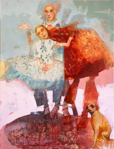 Lilas Blano, 'The Stoic Eyes', 2020