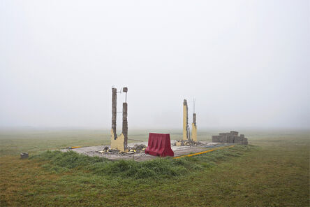 Eduardo Saperas, 'En el parque II', 2014-2020