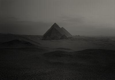 Kenro Izu, 'Giza #70, Egypt', 1985