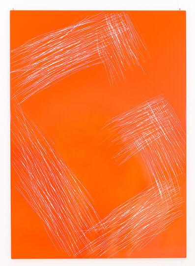 Thierry Furger, 'Sgraffito 19', 2017
