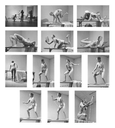 Carolee Schneemann, 'Interior Scroll', 1975