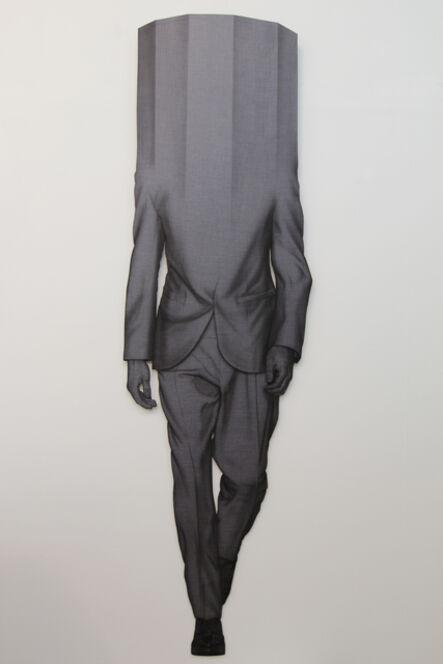 Son Mun Il, 'Relationship 9', 2014