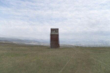 Bill Anderson (b. 1952), 'Grain Elevator, Dorothy', 2013