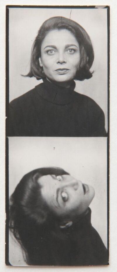 Andy Warhol, 'Judith Green (photo booth strip) ', ca. 1963