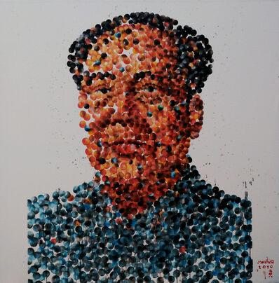 Therdkiat Wangwatcharakul, 'Father Mao (2)', 2020
