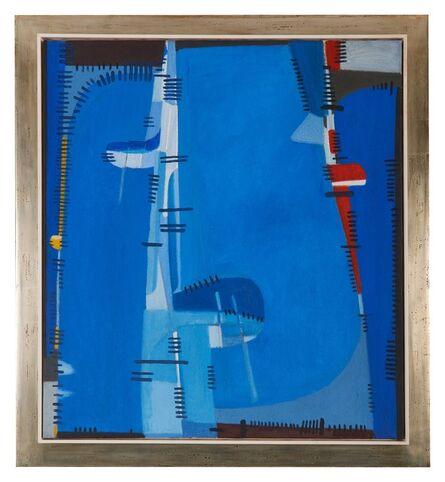 Max Ackermann, '23.-25. November 1963', 1963