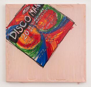 Lance Rautzhan, 'Untitled (Disco Album)', 2021