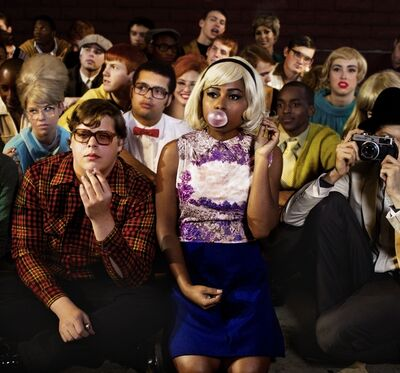 Alex Prager, 'Francine, from the Elton John AIDS Foundation Portfolio ', 2011