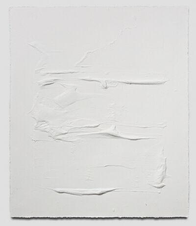 Jason Martin, 'Veritas white I', 2018