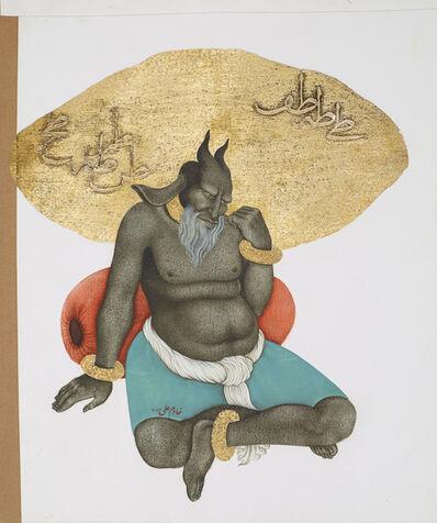 Khadim Ali, 'Untitled 6 (from The haunted lotus series)', 2013