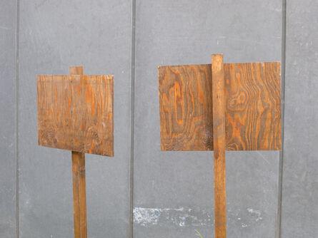 Takuma Ishikawa, 'Calling / Old Trick', 2010