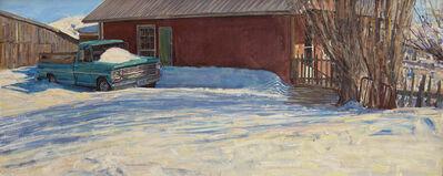 Ron Arthaud, 'Waiting'