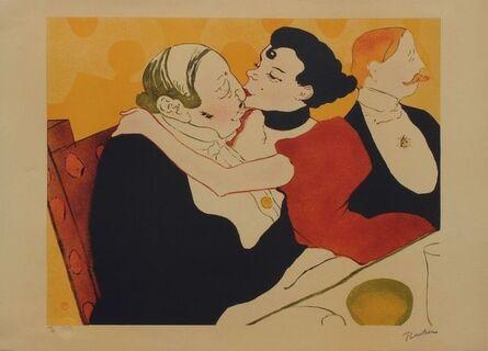 Henri de Toulouse-Lautrec, 'Reine de joie', 1985