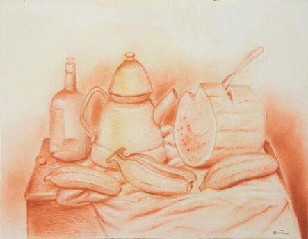 Fernando Botero, 'Still life with Watermelon ', 1980-1985