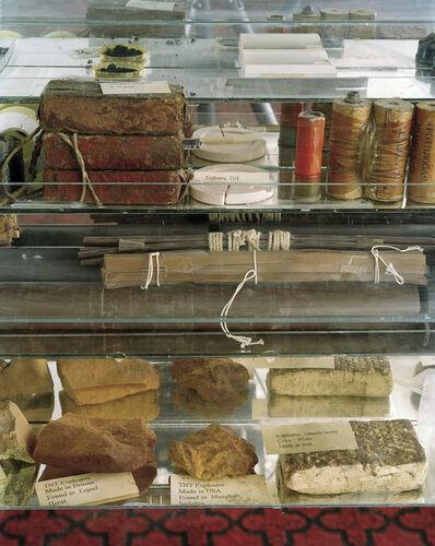 Lukas Einsele, 'Sprengstoff, Afghanistan', 2002