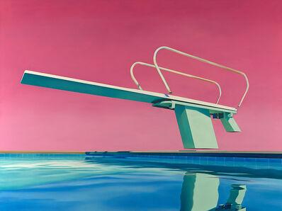 Ciara Rafferty, 'Diving Board 1', 2017