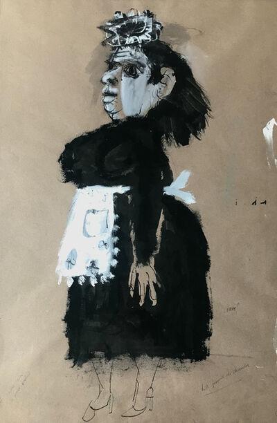 Antoni Clavé, 'La femme de chambre', ca. 1960